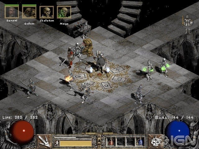 PATCH DIABLO 2 1.13D